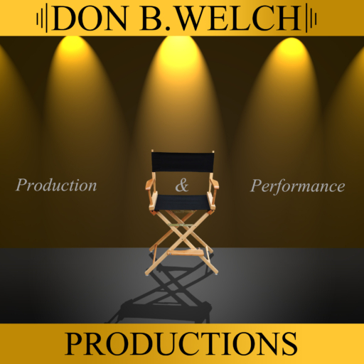 Don B. Welch Productions Mobile Logo